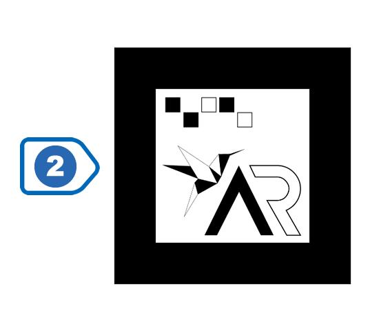 AR Click Marker